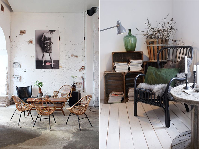 nature at home rattan chairs pretty nice. Black Bedroom Furniture Sets. Home Design Ideas