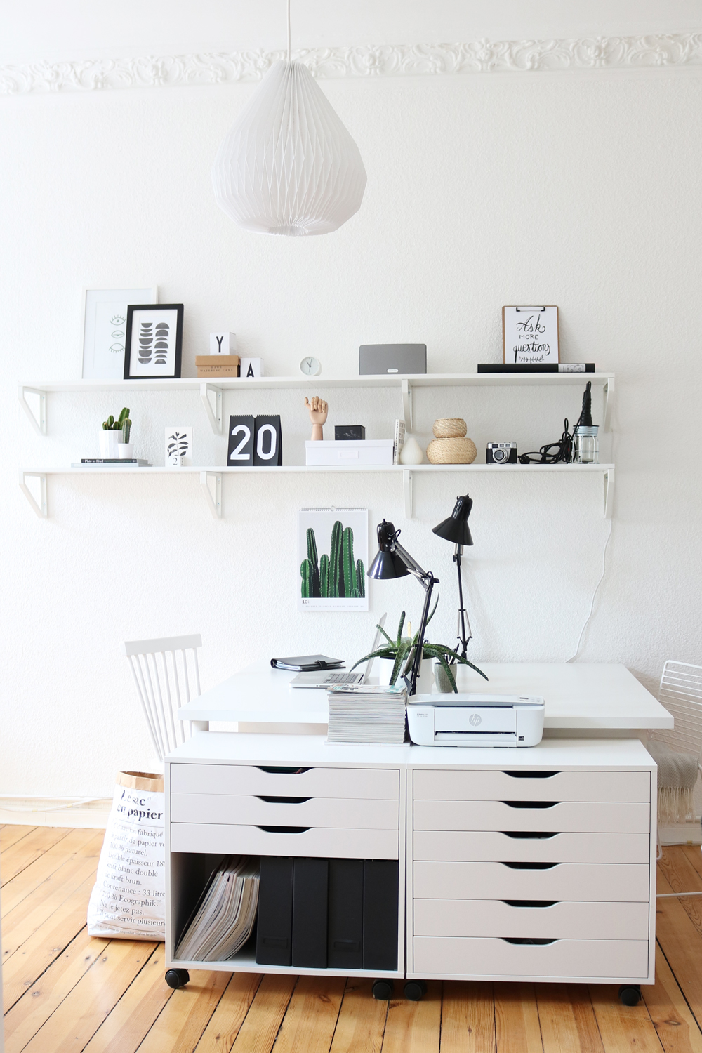 home office im januar gewinnspiel pretty nice. Black Bedroom Furniture Sets. Home Design Ideas