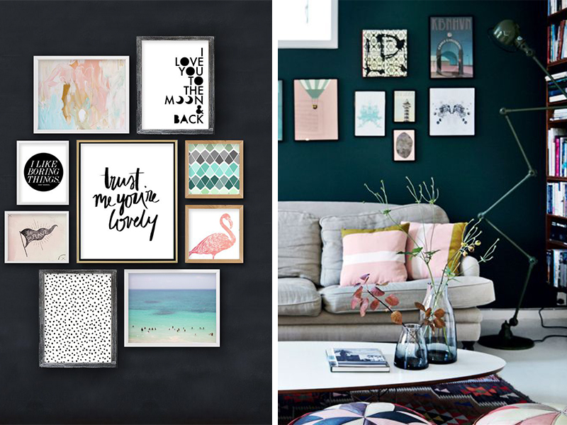 gallery-wall-inspiration-pretty-nice