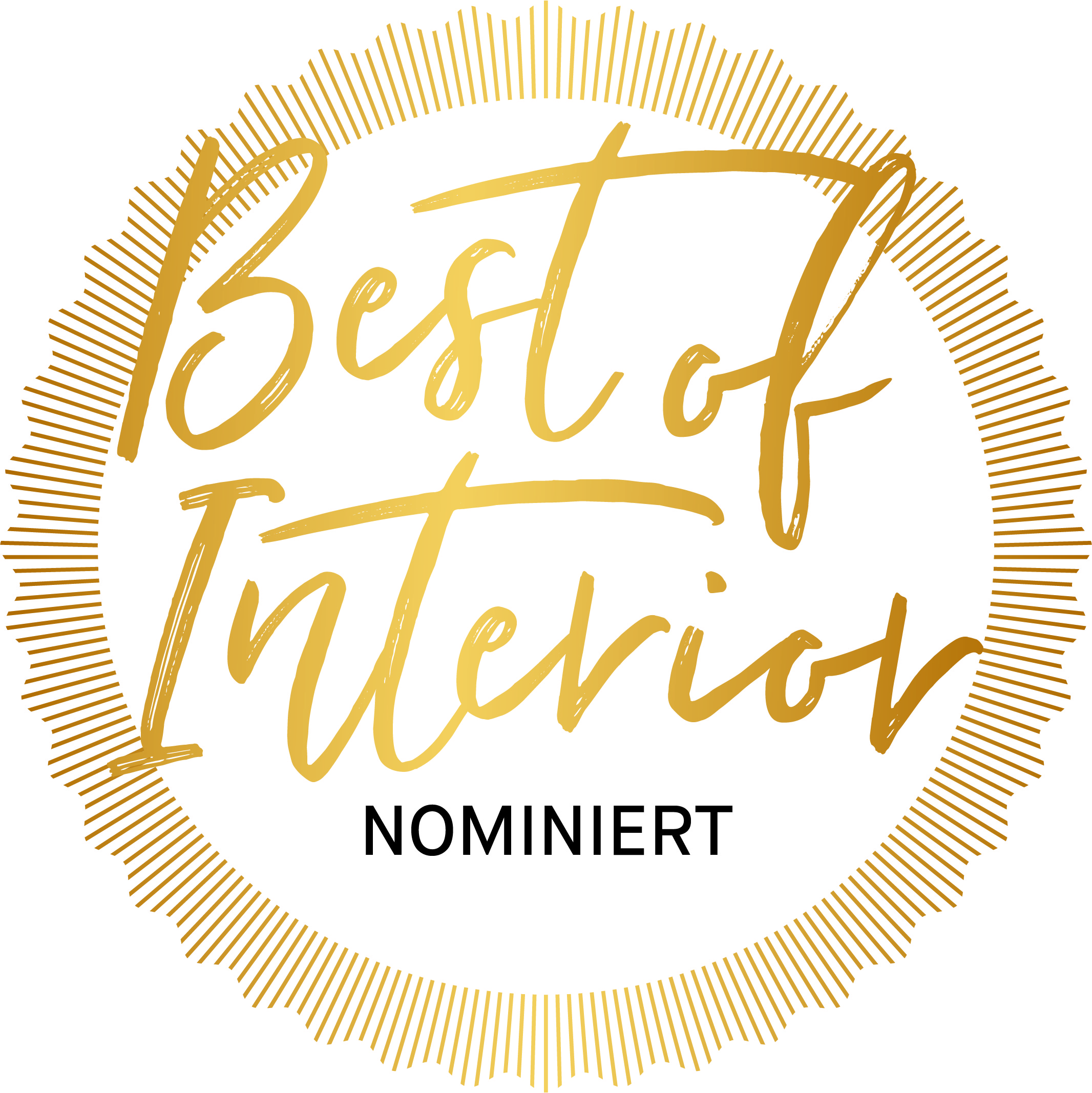 Best of Interior Nominiert